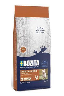 Bozita DOG Puppy & Junior Wheat Free