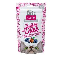 Brit Care Cat Snack Truffles Duck 50g