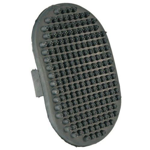 DE LUXE gumový ovál na ruku 9 x 13 cm