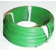Elektronický plot - izolovaný drôt s prierezom 1mm 100m