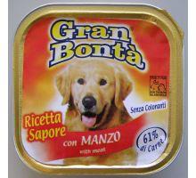 Gran Bonte paštéta pre psov 150g