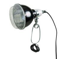 Lampa s ochranným krytom 14x17cm max.výkon 100W