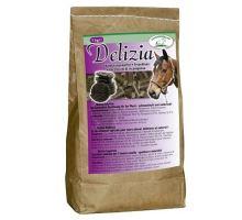 Pochúťka pre kone Delizia sladkého drievka 1kg