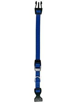 Obojok nylon CLUB C modrý