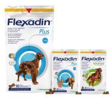 Flexadin Plus 90tbl pre stredné a veľké psy