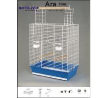 Klietka BIG ARA I. chróm 520x320x650mm