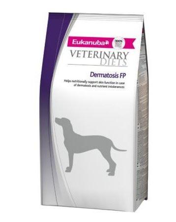Eukanuba VD Dog Dermatosis FP 12kg