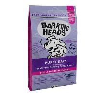 Barking HEADS Puppy Days NEW (Large Breed)