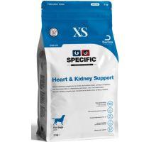 SPECIFIC CKD-XS Heart & Kidney Support XS kibbles 2kg