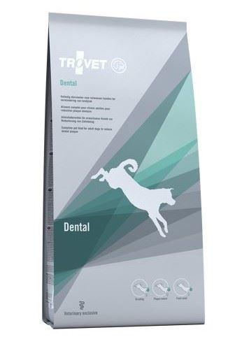Trovet pes Dental Mini 2,5kg VÝPREDAJ