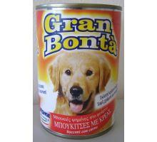 Gran Bonte konzerva pre psov