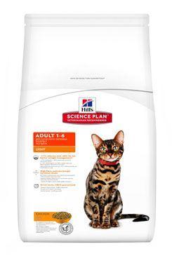 Hill 'Feline Dry Adult Light Kurča 10kg