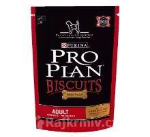 PRO PLAN Biscuits LIGHT S kuracím mäsom a ryžou 400g