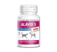 Alavis 5 pre psov a mačky 60tbl MINI
