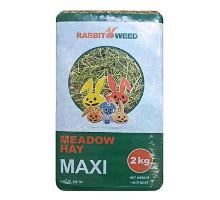 Seno lúčne Maxi RabbitWeed 2kg 100 l