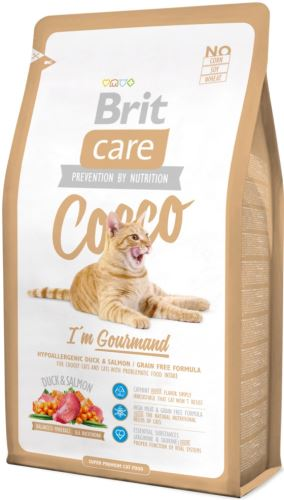 Brit Care Cat Cocco I am Gourmed