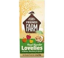 Supreme Tiny Farm Snack Hazel lovelies škrečok 120g