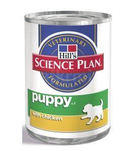 Hill 's Canine konzerva Puppy 370g