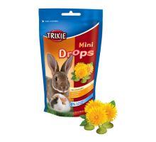 MINI bonbóny s púpavou pre morčatá, králiky 75 g