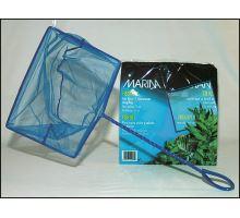 Sieťka akvarijné modrá jemná 12,5 cm 1ks