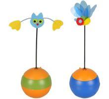Flamingo Interaktívna hračka lazer 3v1 pre psov i mačky 22,5cm