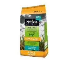 Nativite Dog Adult Maxi Lamb & Rice 15kg