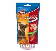 Soft Snack FLOWERS Light - mäkké kvetinky jahňacie/kuracie 75g