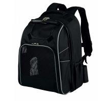 Cestovní batoh na záda WILLIAM 33 x 43 x 29 cm černý