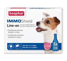 BEAPHAR Line-on IMMO Shield pre psov S 4,5ml