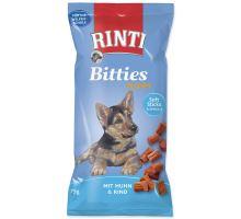 RINTI Extra bitties puppy kura + hovädzie 75g