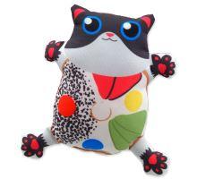 LET`S PLAY mačka s catnipom 3 - 14 cm 1ks