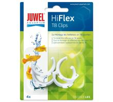 Náhradné úchytky JUWEL na reflektor T8 HiFlex plastové 4ks