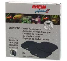 Náplň EHEIM molitan uhlíkový Experience 350 3ks