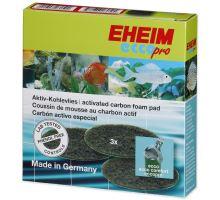 Náplň EHEIM molitan uhlíkový jemný Ecco Pre 130/200/300 3ks